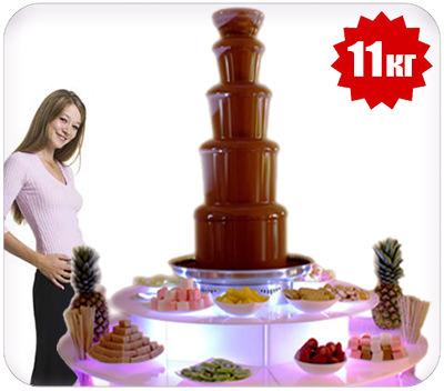 шоколадний фонтан