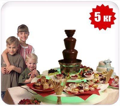 аренда шоколадного фонтана киев