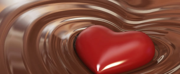 Шоколадная вечеринка с привкусом романтики