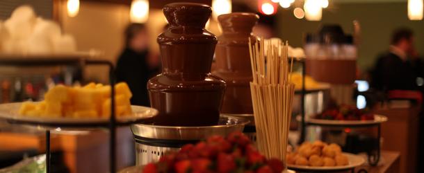 Шоколадный фонтан устранение неполадок