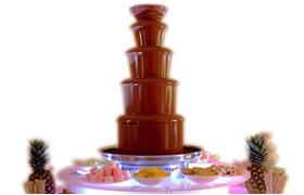 Шоколадный фонтан Киев