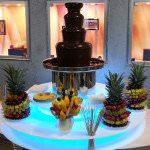 шоколадный фонтан стандарт 1