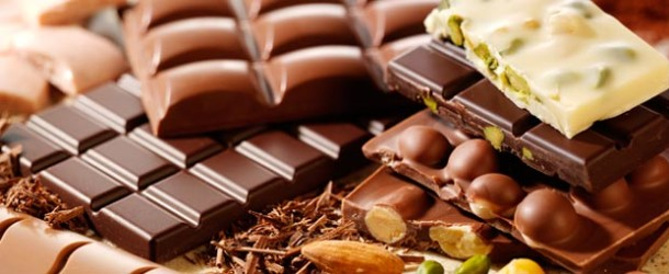стихи про шоколад