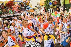 японские праздники